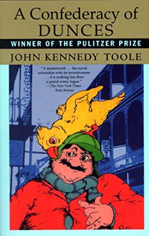 A Confederacy of Dunces, John Toole