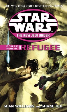 Refugee (Star Wars: Force Heretic, #2), Sean Williams