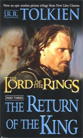 The Lord of the Rings, Return of the King, J.R.R. Tolkien