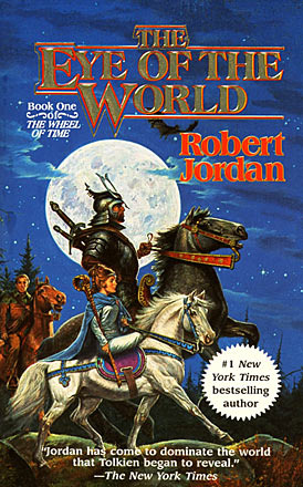 The Wheel of Time: The Eye of the World, Robert Jordan