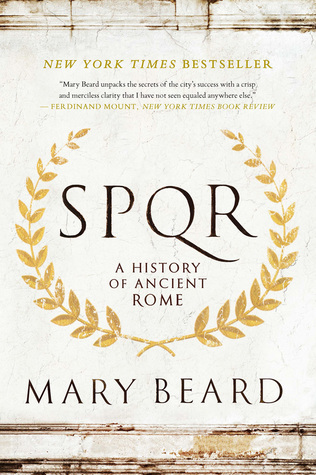 SPQR: A History of Ancient Rome, Mary Beard