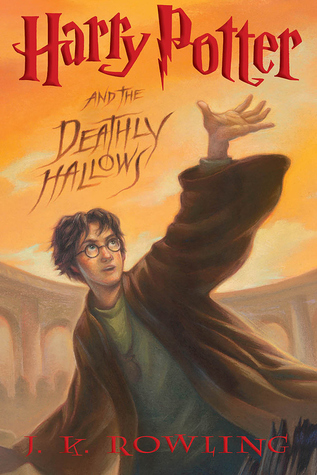 Harry Potter and the Deathly Hallows (2017), J.K. Rowling