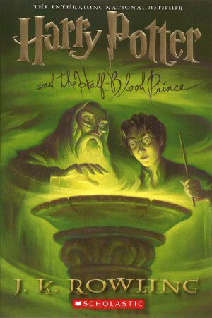 Harry Potter and the Half-Blood Prince (2017), J.K. Rowling