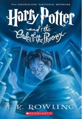 Harry Potter and the Order of the Phoenix (2017), J.K. Rowling