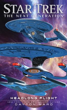 Headlong Flight (Star Trek: The Next Generation), Dayton Ward