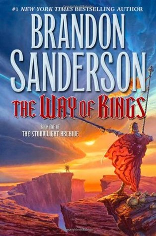 The Stormlight Archive: The Way of Kings, Brandon Sanderson