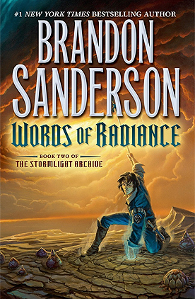 The Stormlight Archive: Words of Radiance, Brandon Sanderson